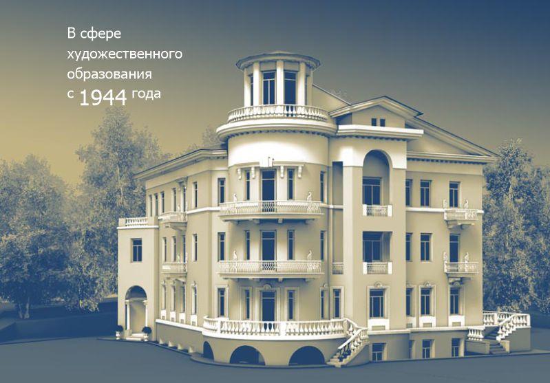 здание ВХУ